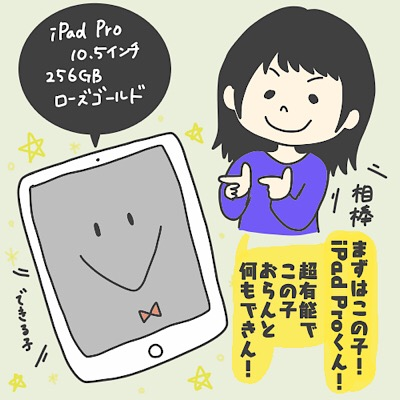 iPadpro 紹介